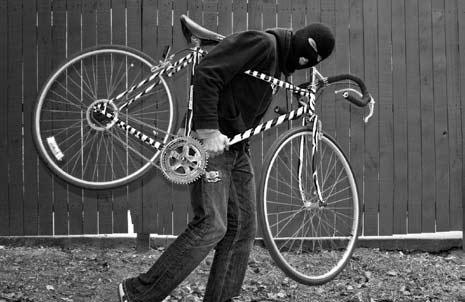 Има няколко шпионски устройства, които могат да ви помогнат да опазите колелото си от кражба. Ето кои са те