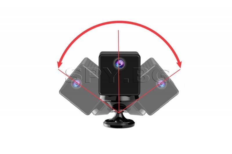<p>Цифрова камера и IP камера - 2в1 - 5часа</p>