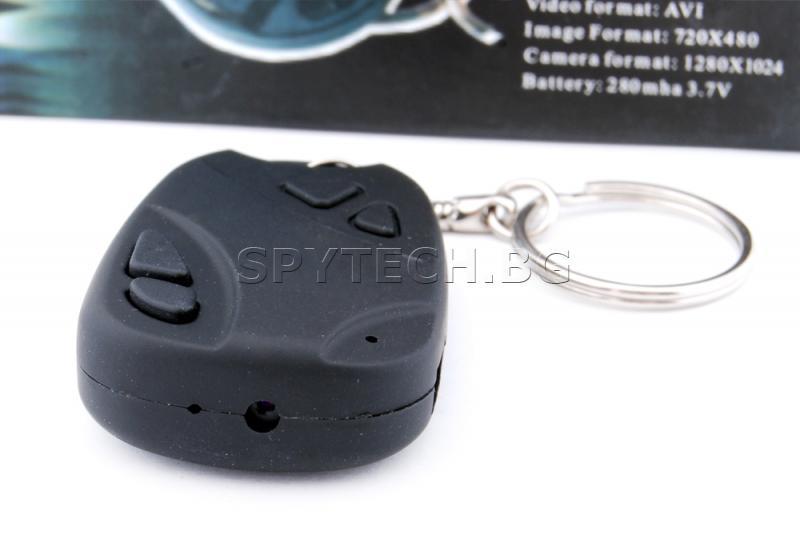 Дистанционно за кола със скрита камера / ST48