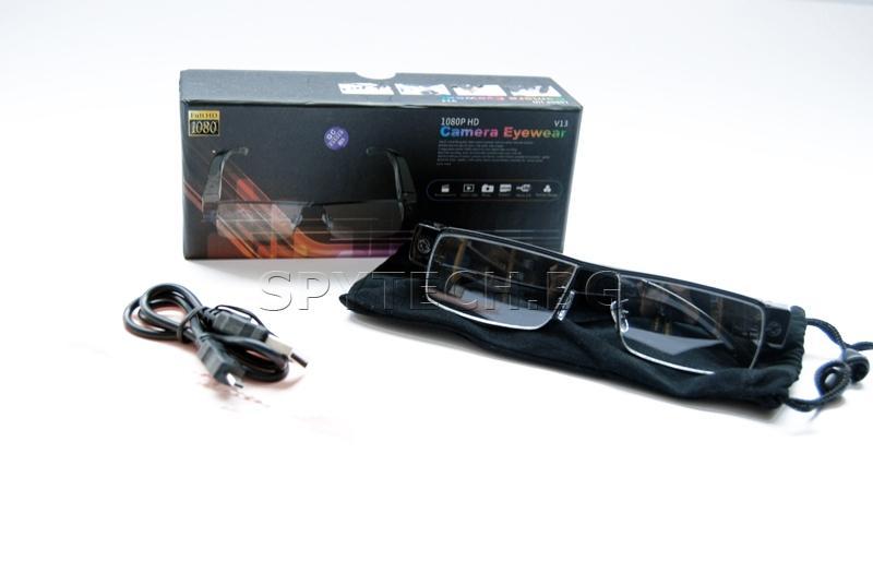 FullHD камера в очила - ST676