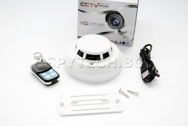 Камера в димен детектор и висока резолюция - ST661