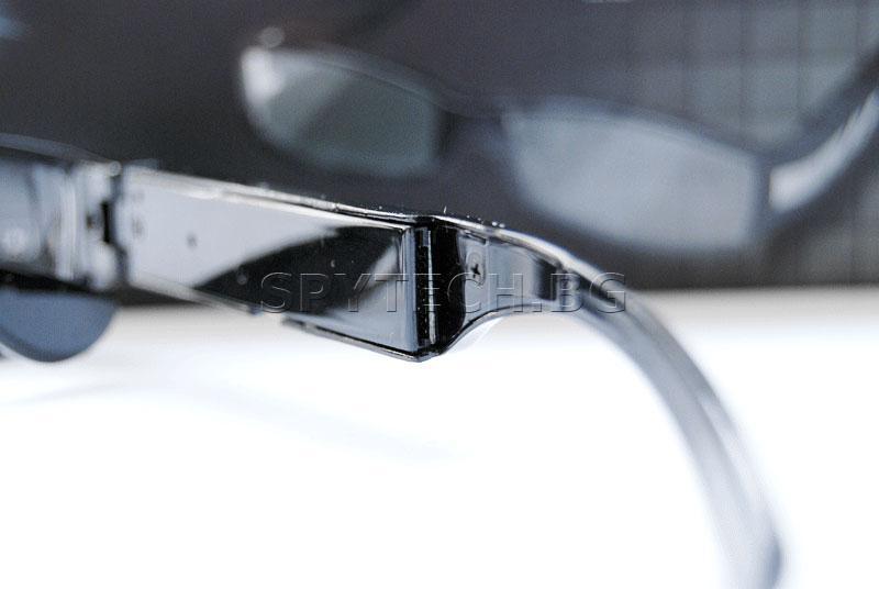 Очила със скрита камера HD / ST738